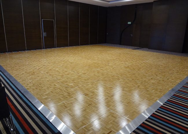 Floorlok Oak