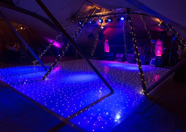 DTL Marquee Hire Dance Floor