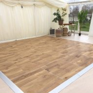Aucland Oak Portable Floor Multilok