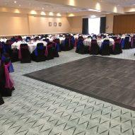 Ebony Portable Floor Multilok