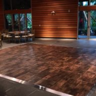 Bracken Coloured Dance Floor