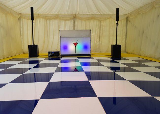swaplok dance floor