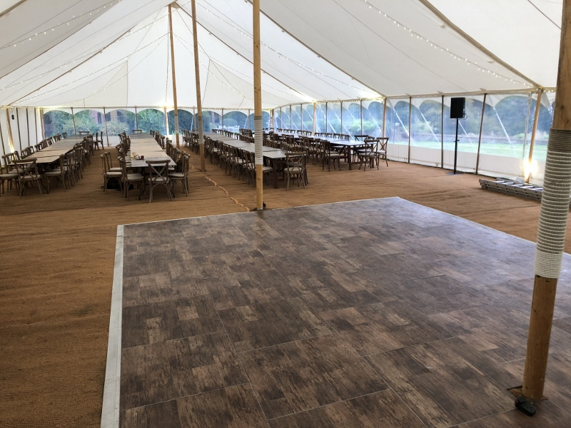Multilok Bracken Portable Dance Floor - DP Marquees