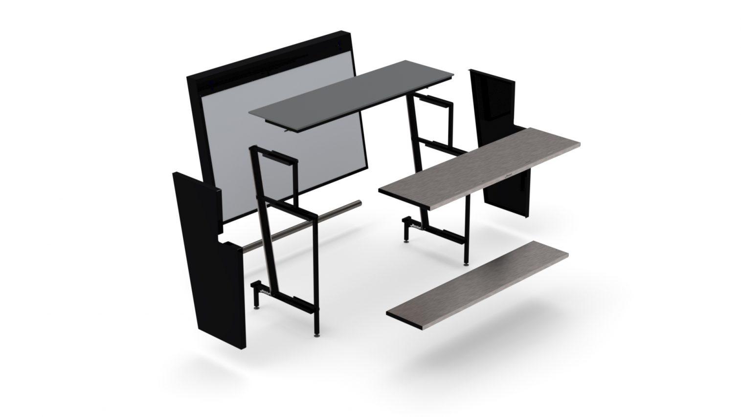 Portable Bar elements