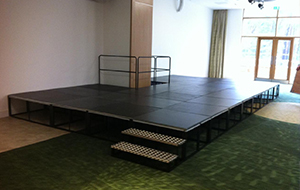 Portable Staging For Event