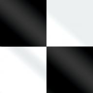 publok checkboard portable floor swatch