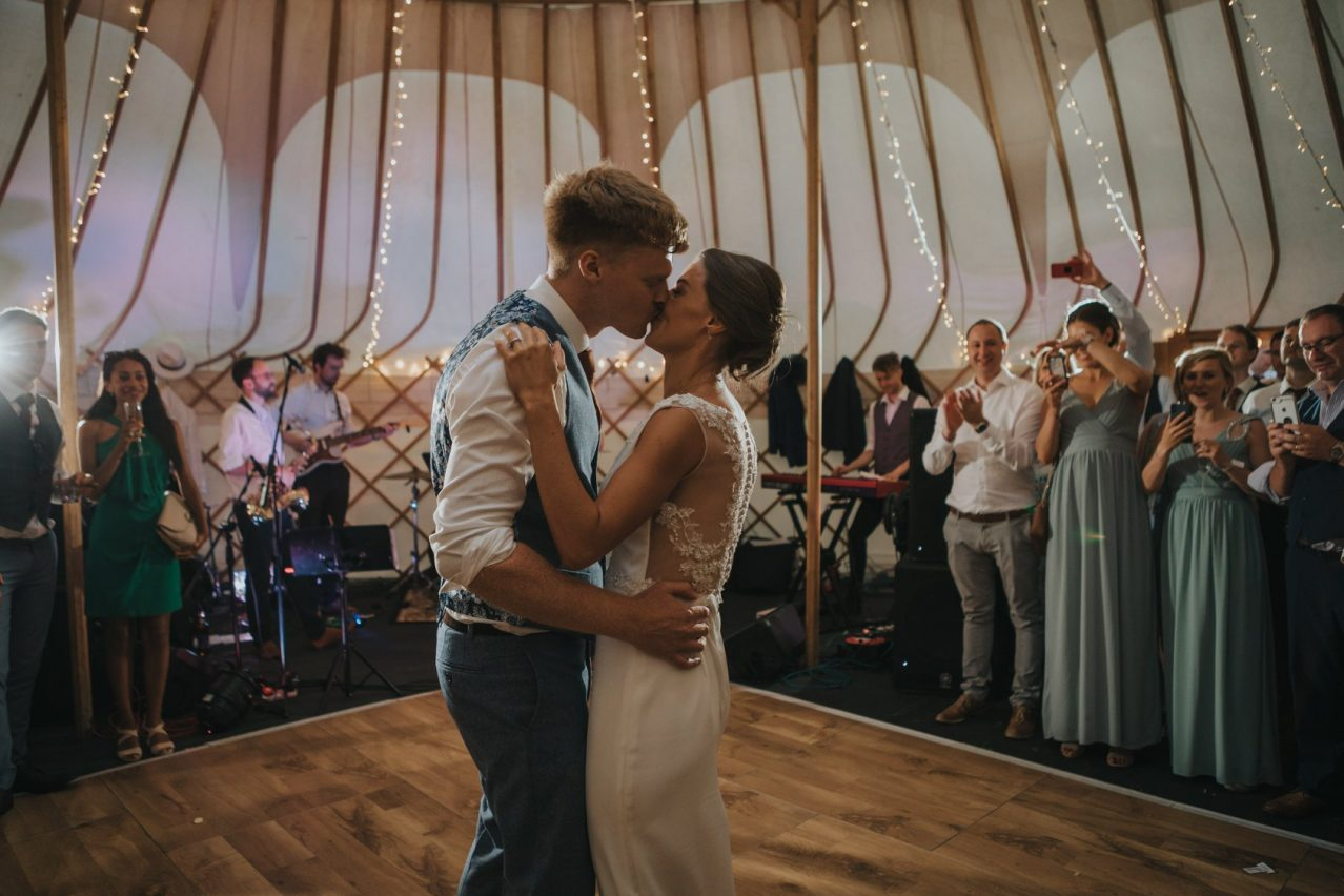 Portable Dance floor in Time Marquees